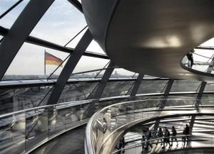 Berlin - Rechstagskuppel (II)