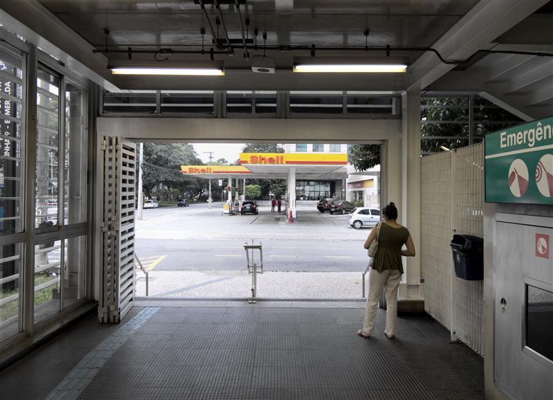 São Paulo - Estação de Trem Berrini