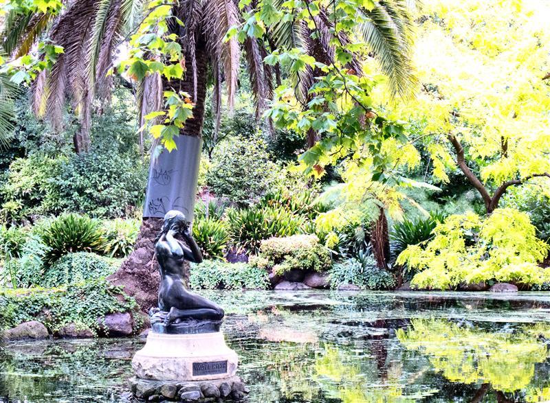Queen Victory Gardens