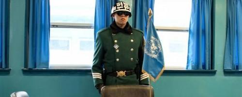 JSA Soldier