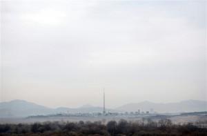 JSA - Propaganda Village Kijŏng-dong