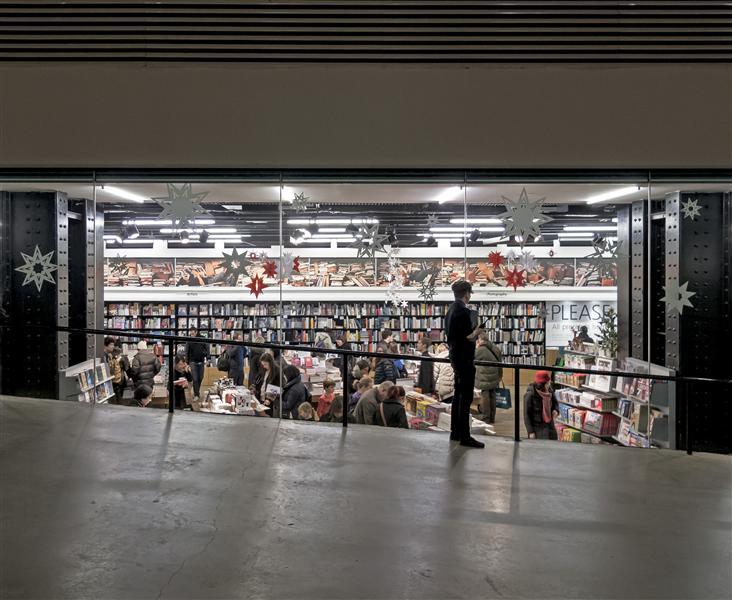 Bookstore at Tate Modern