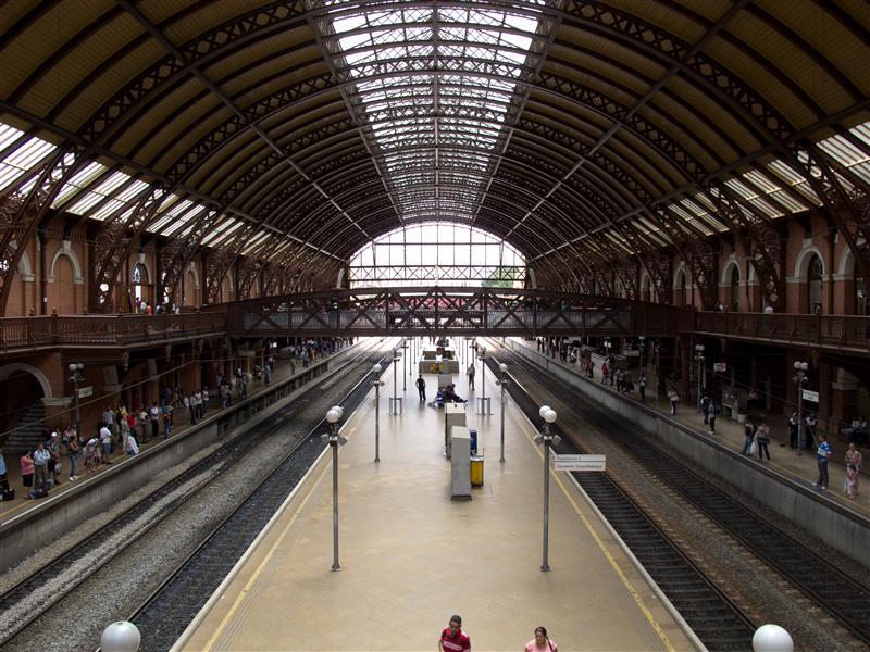 São Paulo - Estação da Luz (I)
