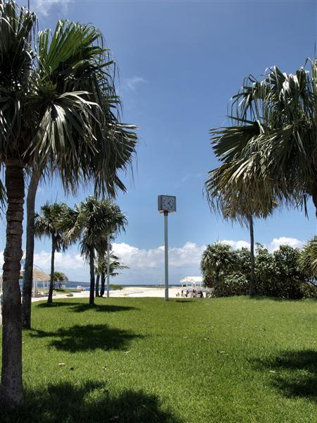 Okinawa Ocean Expo Park - Clocktower
