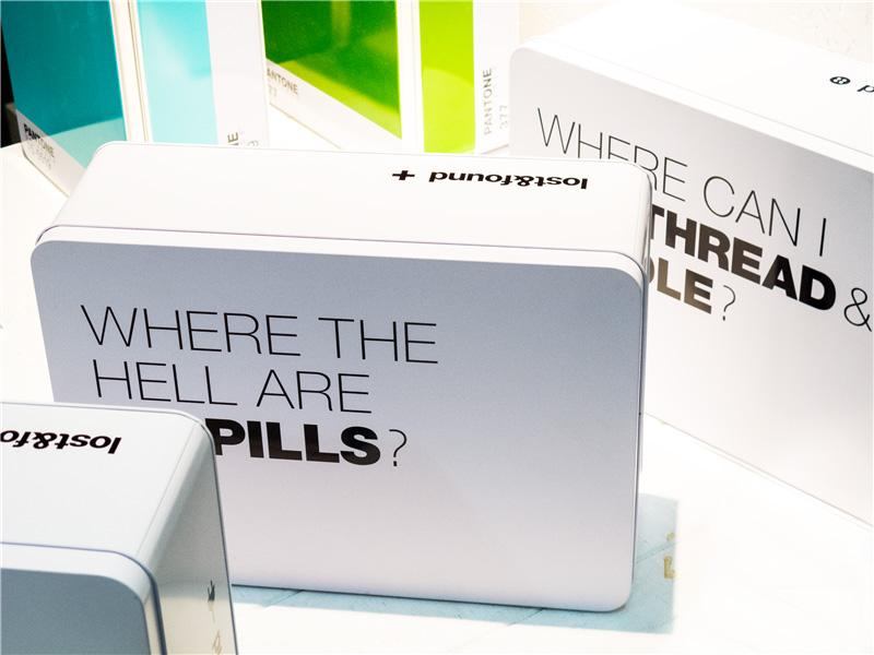 Where the hell are my pills?