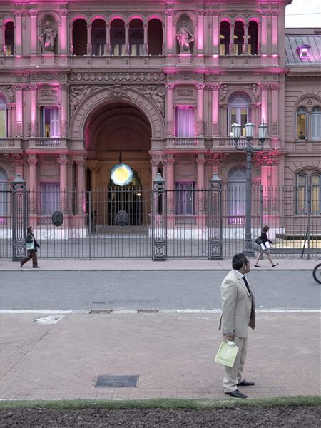 "Government House ""La Casa Rosada"""