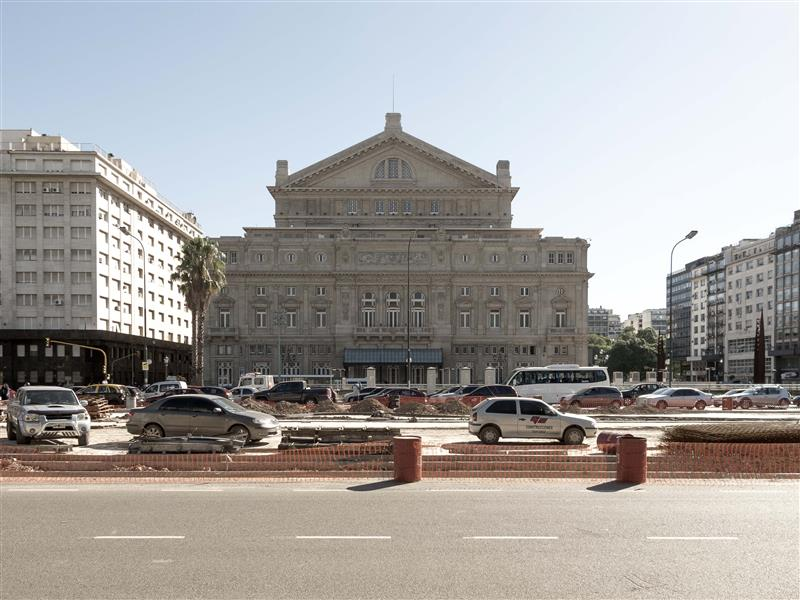 Teatro Colón - considered one of the best theaters in the world