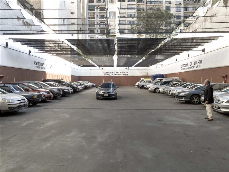 Buenos Aires Car Park