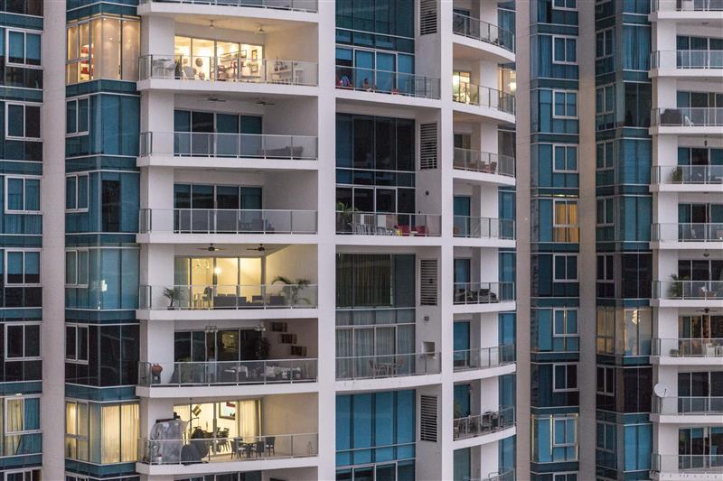 Panama City - High-Risers